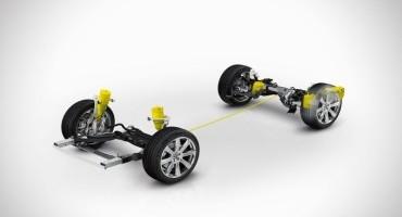 Volvo, nuova tecnologia SPA (Architettura di Prodotto Scalabile) sulla futura XC90