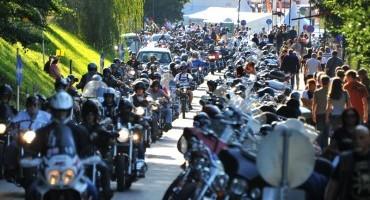 Harley-Davidson, a Faaker See, in Austria, per il più grande evento motociclistico Europeo