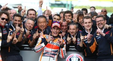 MotoGP, Marquez back in the groove in Silverstone with win number eleven, Pedrosa battles for fourth