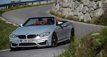 BMW presenta la nuova M4 Cabrio