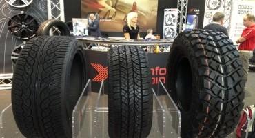 Yokohama: presente a Carrara al 4×4 Fest 2014, il Salone dell'auto a trazione integrale