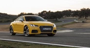 Nuova Audi TT Coupé: informazioni per il nostro mercato