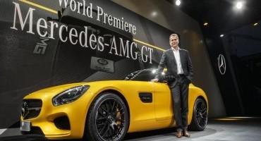 Performance e sportività, nel DNA della nuova Mercedes-AMG GT