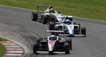 Nel Weekend il quinto appuntamento dell'Italian Championship F4 a Vallelunga