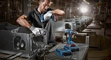 I nuovi elettroutensili di Bosch