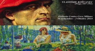 L'impegno di Yokohama nell'Arte, da Milano a Savona con la mostra di Vlastimil Košvanec