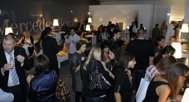 A Milano Moda Donna l'anteprima italiana della nuova Mercedes CLS