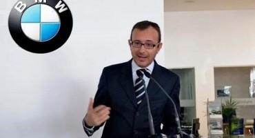 Sergio Solero, dal 1° Ottobre 2014, sarà il nuovo Presidente e A.D. di BMW Italia S.p.A.