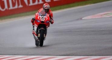 MotoGP, Misano, nel Venerdì piovoso le Ducati fanno la differenza