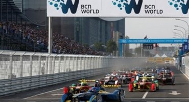 Renault Italia: a Pechino la prima gara di Campionato FIA di Formula-E
