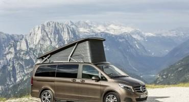 Da Mercedes-Benz il nuovo Marco Polo e Marco Polo Activity