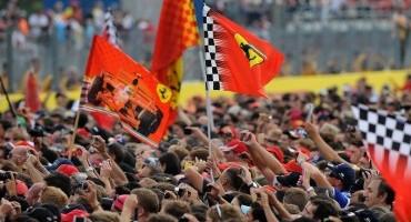 Monza, una gara unica, magica, forza Ferrari!