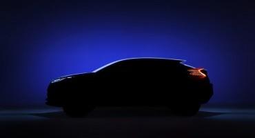 Toyota al Salone dell'Auto di Parigi 2014: presentazione del Concept di un nuovo Crossover.