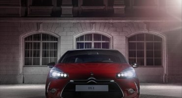 DS 3 con nuovi fari Xeno Full Led alla Vogue Fashion's Night Out di Milano
