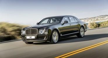 Bentley presenta la nuova Mulsanne Speed, il lusso a 300 km/h
