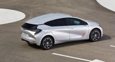 Renault presenta Eolab: 100 km con un solo litro, la tecnologia a favore dell'ambiente