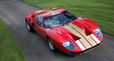 "Ford GT40, averne una ""originale""…"