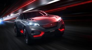 Peugeot: con la Concept Quartz immagina un crossover fuori dal comune per vivere sensazioni eccezionali