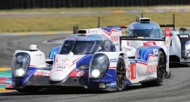 Toyota Racing: una nuova line-up, ma stessi obiettivi