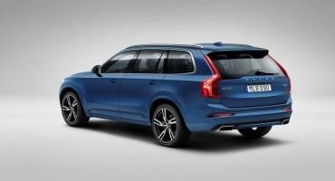 Volvo: su XC90 RDesign rivela tutte le novità