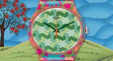 Lo Swatch Art Special di Alexander Gorlizki