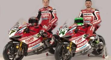 Mondiale Superbike, i piloti del Ducati Team pronti per Jerez de la Frontera