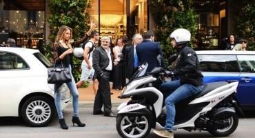"Alla Milano Fashion Week, Yamaha e il suo Scooter Tricity lanciano ""Scoober"""