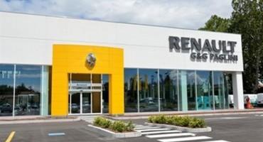 La Concessionaria Renault Pagnini di Varese inaugura il Paglini Renault Store