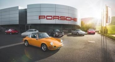 Porsche amplia la rete di assistenza per le vetture sportive Classic