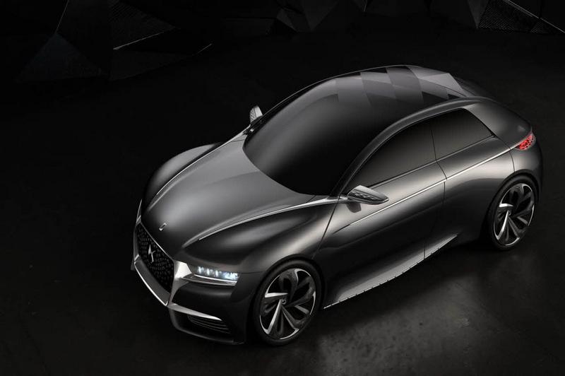 Parigi I Materiali Nobili Di Les Curieuses : Ds il futuro del marchio al salone dell automobile di