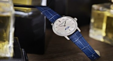 La Collezione Frédérique Constant Slimline Moonphase Ladies