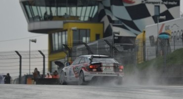 EuroV8Series: al Sachsenring Audi davanti a tutti nelle libere 2