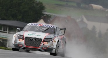EuroV8Series, Sachsenring, terza pole per Tomas Kostka su Audi RS5
