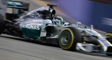 Formula1 – GP di Singapore: Hamilton vince e conquista la vetta della classifica