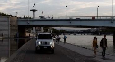 """Jeep Renegade e l'emozionante spot """"ON AIR"""""""