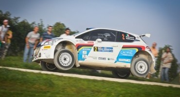 Peugeot Sport: conquista l'ottavo titolo costruttori al Rally Adriatico 2014