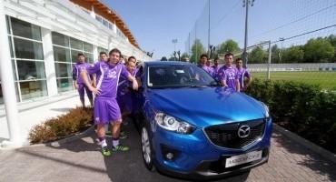 Mazda Motor Italia: dopo 3 anni si  conclude la partnership con ACF Fiorentina Spa
