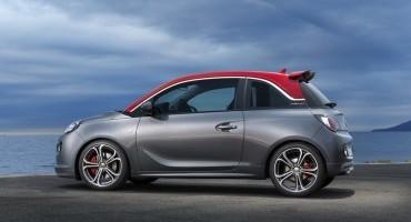 Opel: al Salone di Parigi 2014 debutto della nuova ADAM S