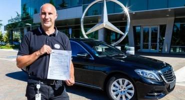 Mercedes-Benz: lo Stato della California autorizza i test sulla guida autonoma attraverso la Silicon Valley
