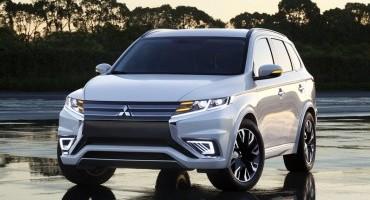 Mitsubishi Motors: al Salone dell'Auto di Parigi 2014 presenterà il nuovo Outlander PHEV Concept-S