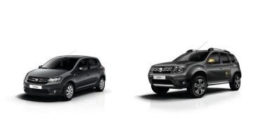 Dacia: Sandero Extra e Duster Air, le due serie limitate presenti al Salone dell'Auto di Parigi