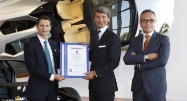 Automobili Lamborghini : dal TUV la certificazione per riparare le vetture in fibra di carbonio