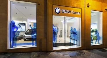 """BMW Roma : il 23 settembre inaugura la mostra """"Incontro con l'Arte"""""""