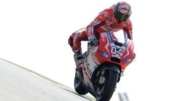 MotoGP, GP de Aragón: ottimo inizio per Andrea Dovizioso, che chiude la prima giornata di prove al comando