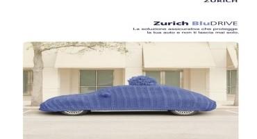 """Assicurazioni: Zurich """"Blu Drive"""", soluzioni per una clientela sempre più esigente"""