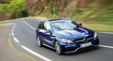 Nuova Mercedes-AMG C 63: classe, sportività, dinamismo