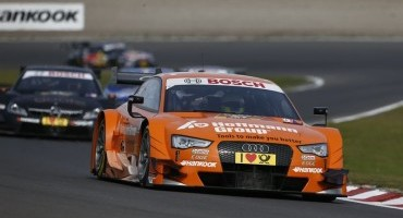 DTM: a Zandvoort vince Ekstrom su Audi RS 5
