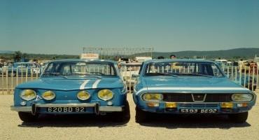 Lohéac celebra il 50° anniversario della Renault 8 Gordini