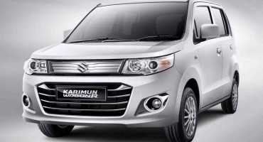 Suzuki presenta all'Indonesia International Motor Show 2014 Karimun WagonR GS