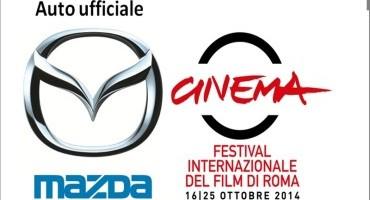 Mazda è Auto Ufficiale del Festival Internazionale del Film di Roma 2014